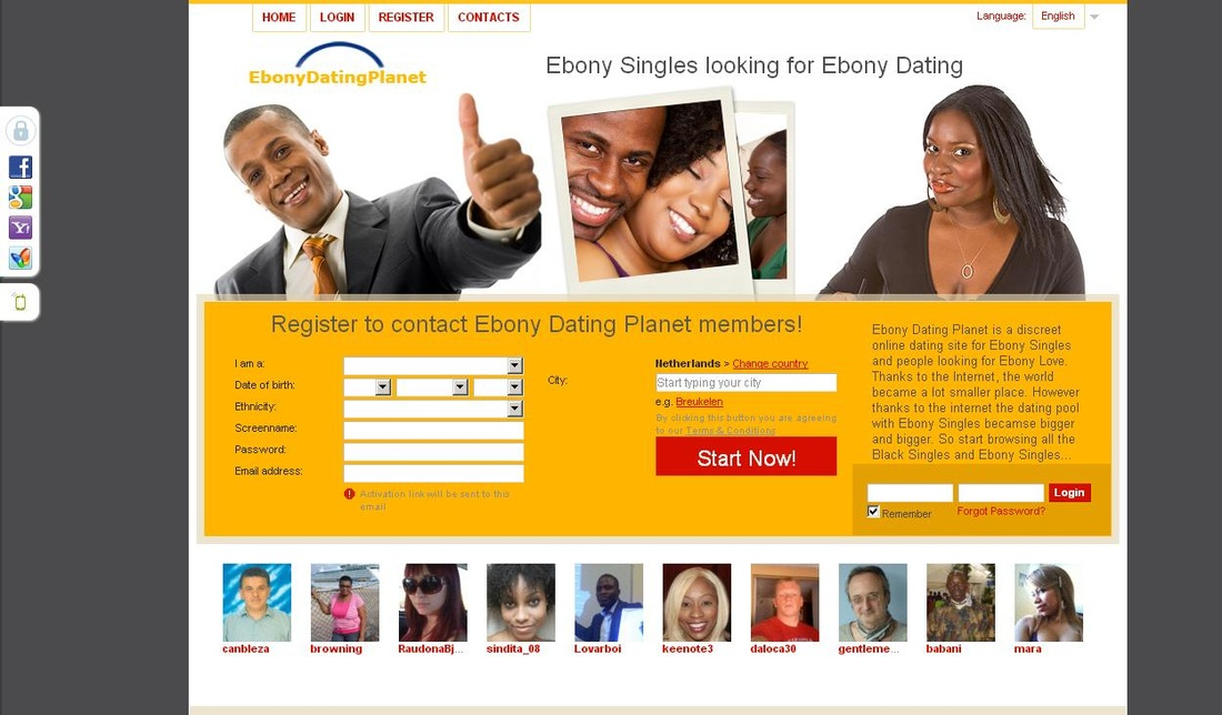 Ebony Dating