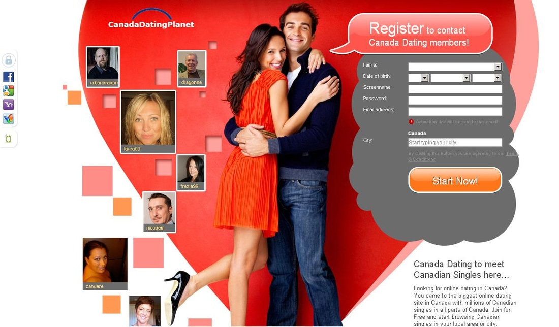 Canada Dating