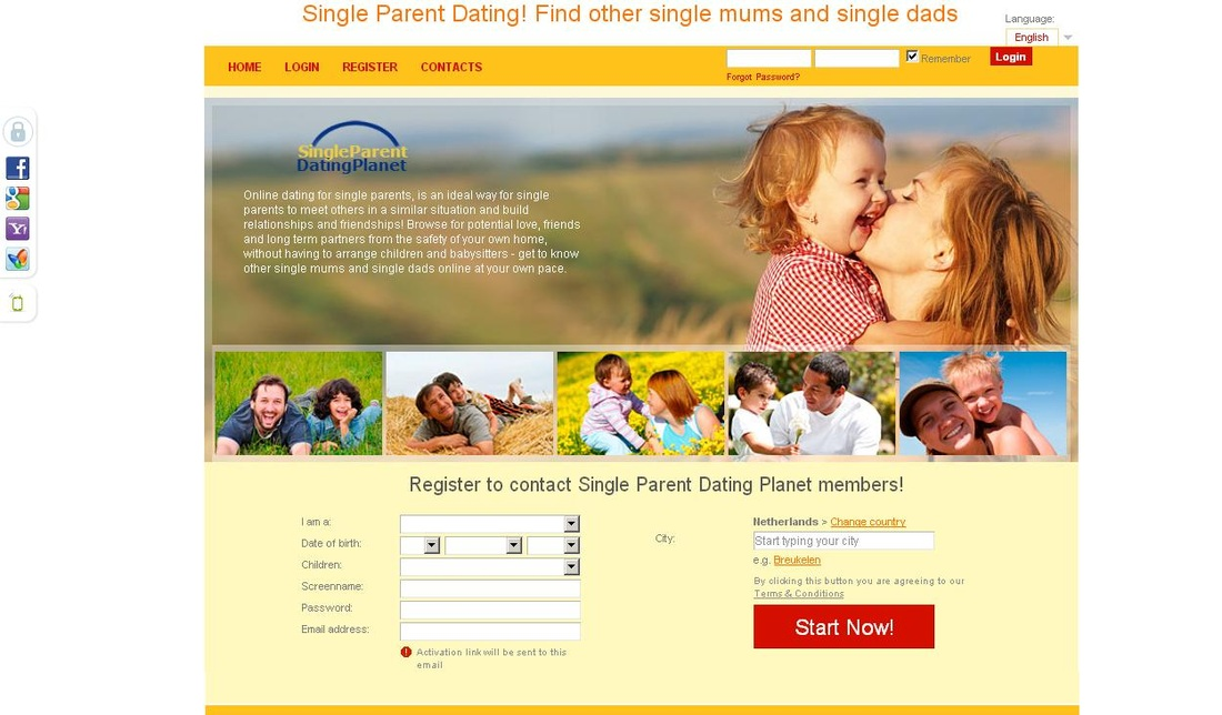 Single Parent Dating